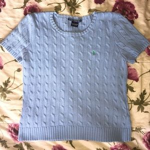 Ralph Lauren sport Knit top Large